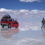 Deserto do Sal Bolivia (Foto:Divulgaçao)