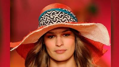 O chapéu Floppy é ideal para proteger o seu rosto contra o sol. (Foto: Divulgação)