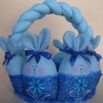 Ideias de embalagens personalizadas para Páscoa. (Foto: Divulgação)