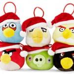 Angry Birds para árvore de natal.