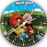 Relógio de parede do Angry Birds