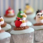 Cupcakes Angry Birds