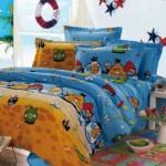 Roupa de cama inspirada no Angry Birds