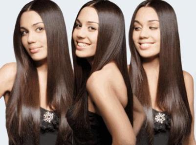 Para ficar com os cabelos lisos e perfeitamente coloridos, saiba combinar as químicas dos produtos. (Foto: Divulgação)