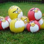 Crie brincadeiras baseadas no jogo Angry Birds
