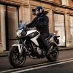 A moto possui um design similar a outros modelos da Honda (Foto: Divulgação)
