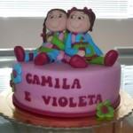Bolos de aniversário para meninas: fotos