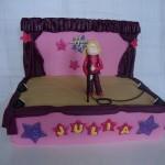 Bolo de Hannah Montana(Foto:Divulgação)