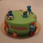 Bolos dos Smurfs (Foto:Divulgação)