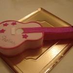 Bolos de guitarra da Shakira(Foto:Divulgação)