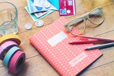Com criatividade, você pode criar materiais escolares inteiramente novos. (Foto: Divulgação)