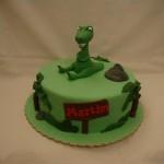Bolo de Aniversário de dinossauro(Foto:Divulgação)