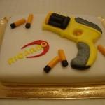 Bolo de Aniversário de ferramentas (Foto:Divulgação)