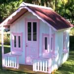 A casa de boneca é a sugestão perfeita para as meninas.