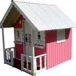 A estrutura da casa deve proporcionar conforto aos pequenos moradores.
