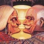 Ilusão de ótica dos idosos (Foto:Divulgação)