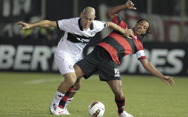 Flamengo se complica após derrota para o Olimpia2