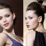 Topete Feminino: Fotos, modelos, como fazer