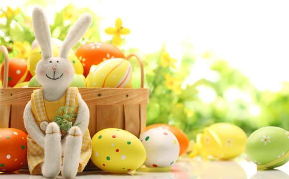Ovos de chocolate são trocados durante a Páscoa (Foto: Divulgação)