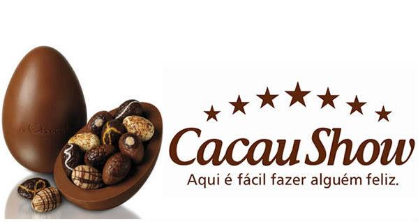 A Cacau Show está cheia de novidades para a Páscoa 2016