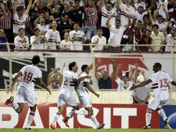 São Paulo vence o Ituano por 4 a 2 (3)
