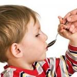 Dicas para dar remédio às crianças