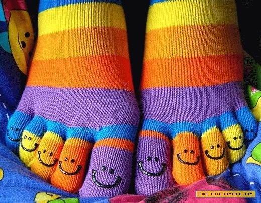 Aposte na utilidade das meias durante esta época do ano (Foto: divulgação)