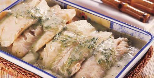 Filés de pescada com manjericão (Foto: divulgação)