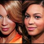 Bonecos de cera: Beyonce (Foto: Divulgação)