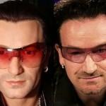 Bonecos de cera: Bono Vox (Foto: Divulgação)