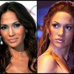 Bonecos de cera: Jennifer Lopez (Foto: Divulgação)