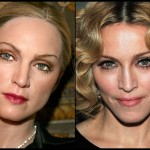 Bonecos de cera: Madonna (Foto: Divulgação)