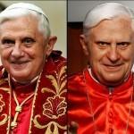 Bonecos de cera: Papa-Bento-XVI (Foto: Divulgação)