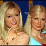 Bonecos de cera: Paris Hilton (Foto: Divulgação)