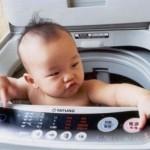 Pronto para ser lavado na máquina