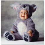Bebê fantasiado
