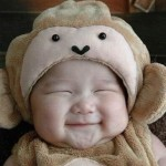 Bebê muito fofo