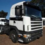 Scania Retarder - um dos maiores torques do mercado