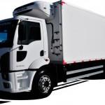 Caminhão Ford Cargo 2012