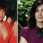 Claudia Raia - Antes e depois da fama