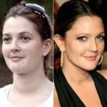 Drew Barrymore - Antes e depois da fama