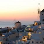 Oia Santorini, Grécia