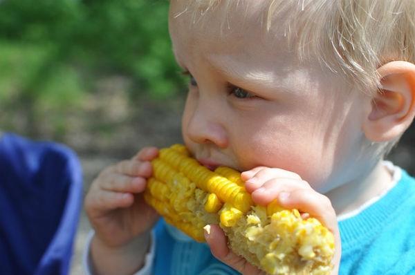 Além de estimular o crescimentos, a boa alimentação previne doenças.