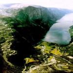 Lysebotn Road - Noruega