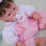 Boneca bebê, perfeita