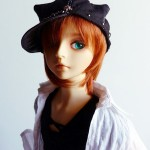 Boneca Shawn - Japonesa