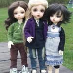 Bonecas de Twilight - Bella, Rosalie e Alice