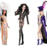 Bonecas Cher Doll de Bônus