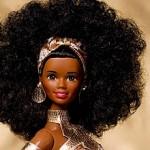 Barbie Afrodescendente - Coleção Black Barbie