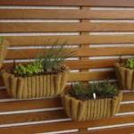 Ideal para ambientes externos, os modelos de parede são muito sofisticados